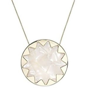 House of Harlow 1960 Jewelry - House of Harlow 1960 Sunburst Pendant
